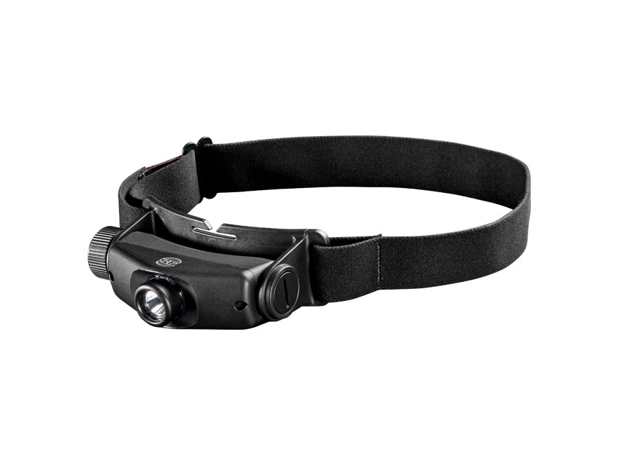 Surefire Maximus Headlamp LED with Rechargeable Li-Ion Battery Aluminum Black