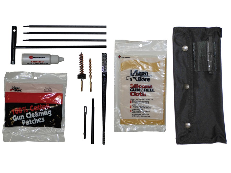 Kleen-Bore AR-15 Cleaning Kit 223 Caliber