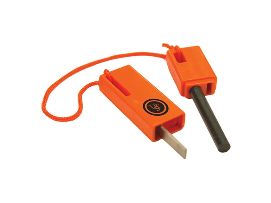 UST SparkForce Fire Starter Orange