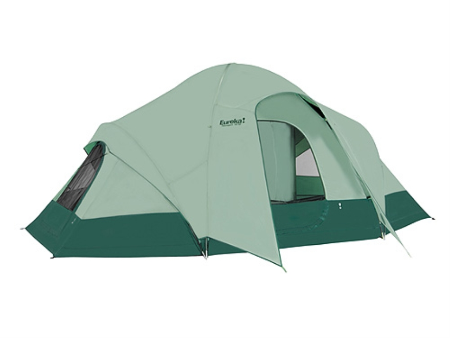 Eureka Tetragon 1610 9 Man Dome Tent 192  x 120  x 76  Polyester  sc 1 st  MidwayUSA & Eureka Tetragon 1610 9 Man Dome Tent 192 x 120 x 76 - MPN: 2628229