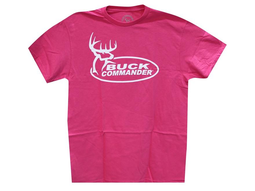 Buck Commander Women's Short Sleeve Logo T-Shirt