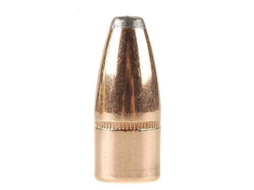 Speer Hot-Cor Bullets 35 Caliber (358 Diameter) 180 Grain Flat Nose Box of 100