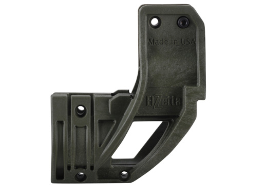 "Elzetta ZFH1500 Flashlight Mount fits AR-15 A2 Front Sight Base .70"" to 1.1"" Ring Diame..."