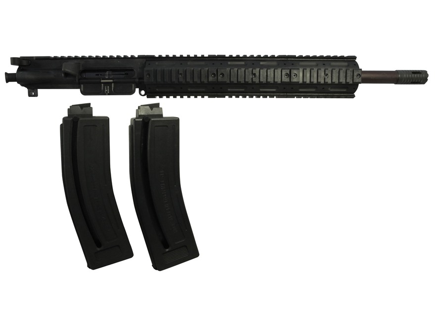 "Chiappa AR-15 MFour Gen II Pro Upper Receiver Assembly 22 Long Rifle 18.5"" Barrel 11.8""..."