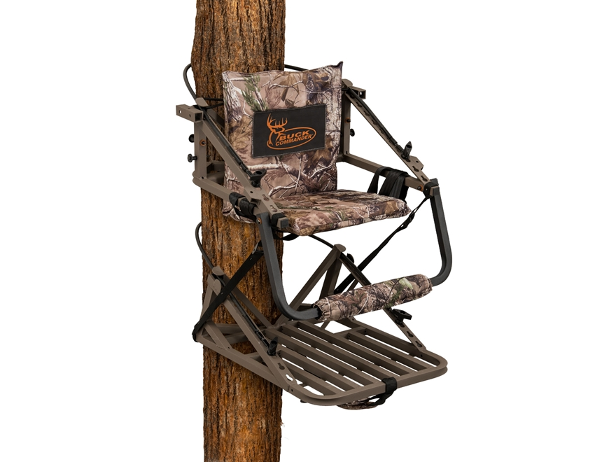 Ameristep Buck Commander Traveler Climbing Treestand Mpn