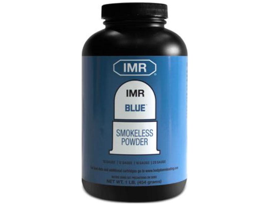 IMR Blue Smokeless Powder