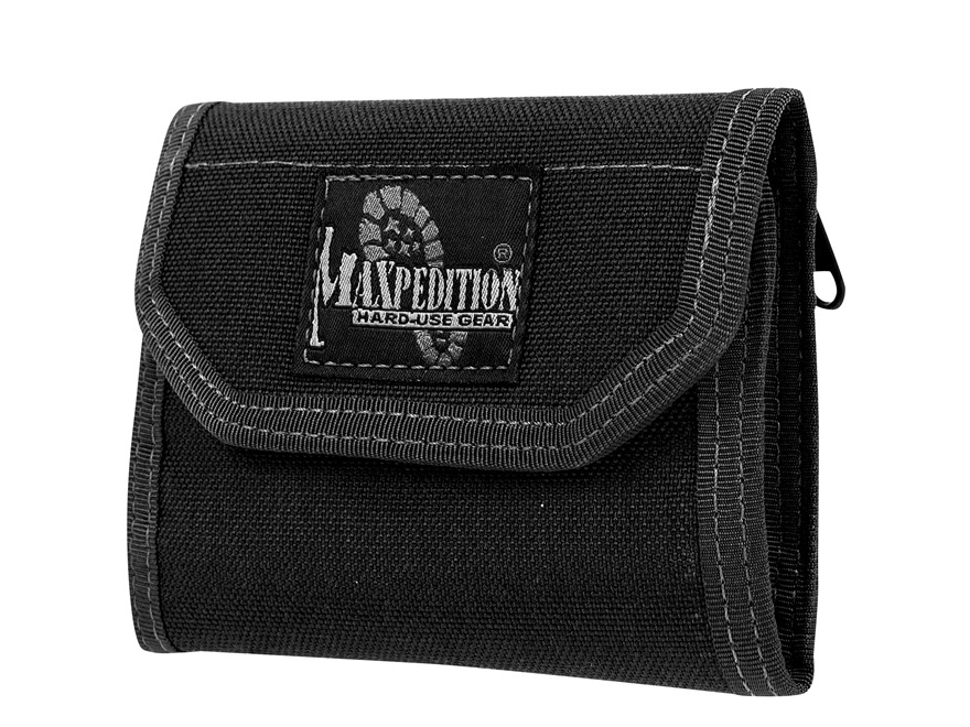 Maxpedition CMC Wallet Nylon Black
