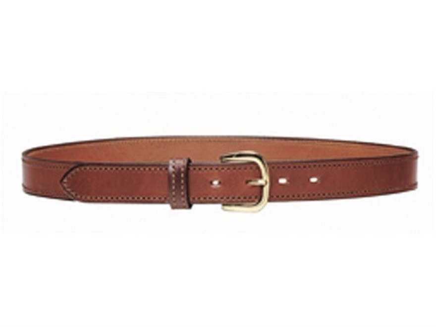 bianchi b27 professional belt 1 1 4 brass buckle leather
