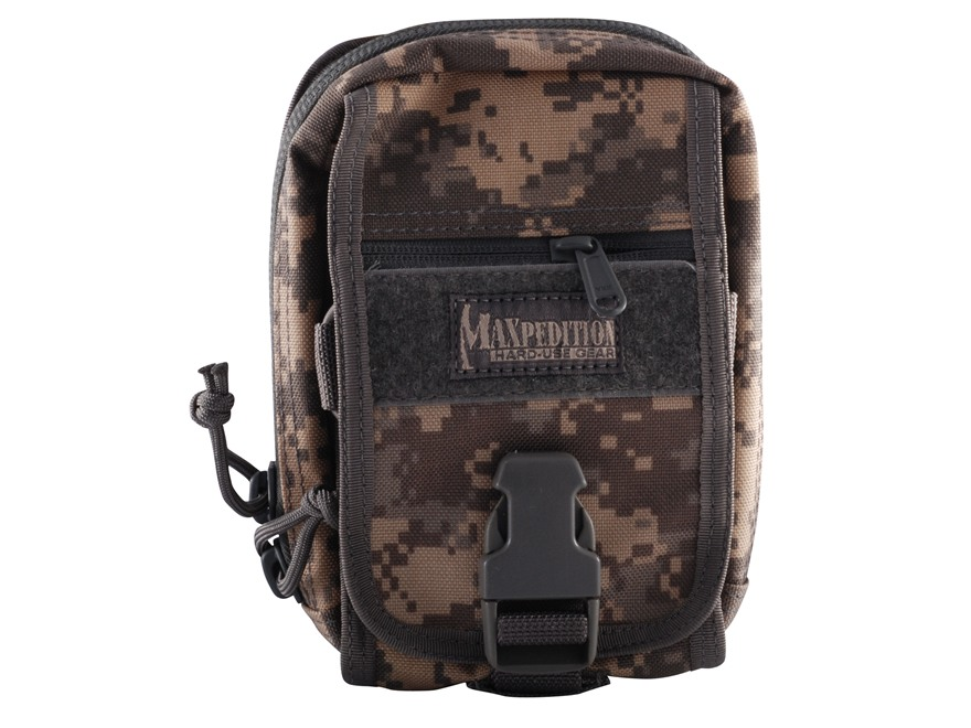 Maxpedition M-5 Waistpack Nylon Digital Foliage Camo
