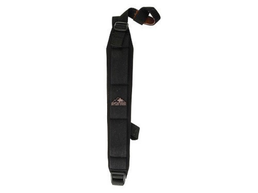 Butler Creek Comfort Stretch Sling with Stock and Barrel Loops Neoprene Black