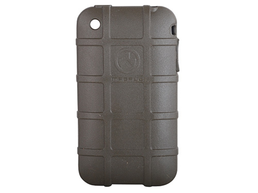 Magpul Apple iPhone Field Case 3G, 3GS Rubber Olive Drab