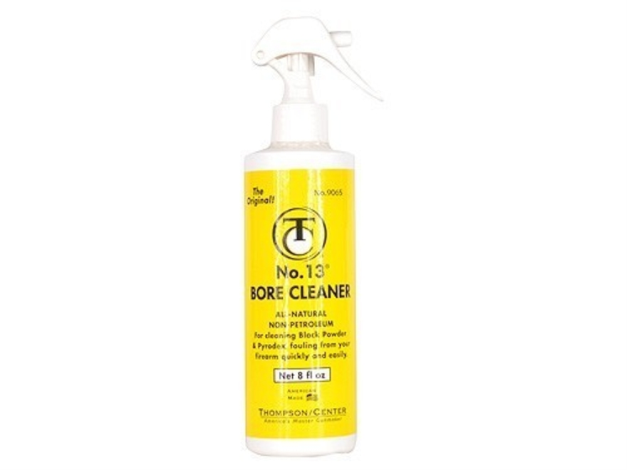 Thompson Center Number 13 Bore Cleaner Spray 8 oz