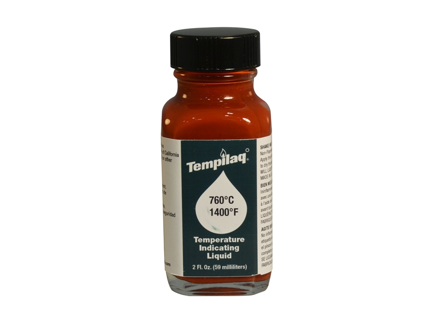 Tempilaq Temperature Indicator 1400 Degree 2 oz
