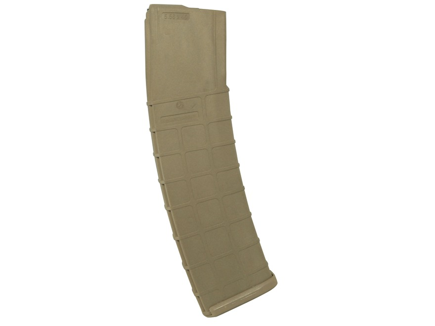 ProMag Magazine AR-15 223 Remington 42-Round Polymer Tan