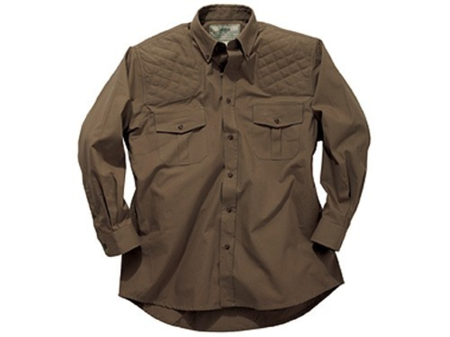 Boyt Shumba Dual Pad Safari Shirt Long Sleeve Cotton