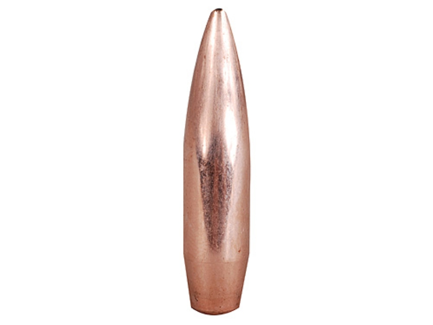 Nosler Custom Competition Bullets 30 Caliber (308 Diameter) 190 Grain Hollow Point Boat...
