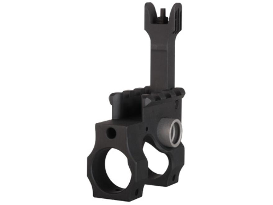 Vltor VST Gas Block with Flip-Up Front Sight & Quick Detach Swivel Socket Taper Pin Mou...