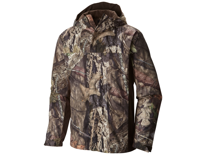 Columbia Men's Stealth Shot III Rain Jacket Polyester