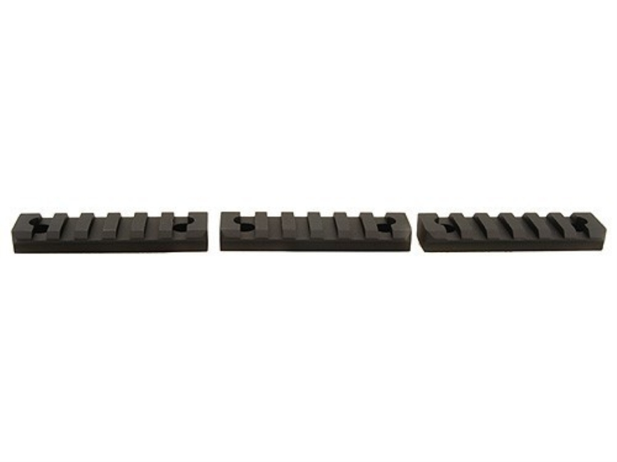 "Badger Ordnance Picatinny Rail 2-1/2"" Length Fits Badger Ordnance Stabilizer Free Float..."