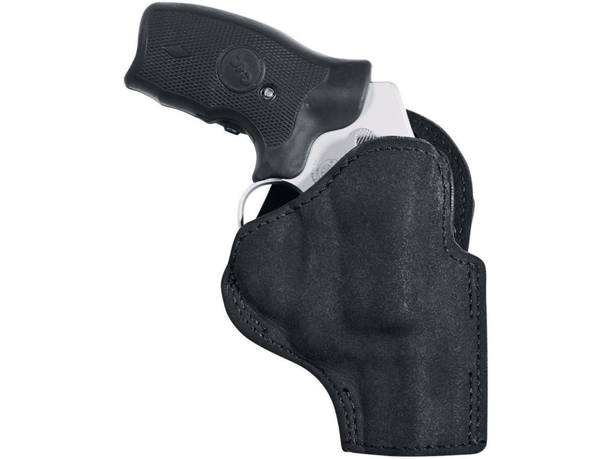 "Safariland 18 Inside-the-Waistband Holster S&W J Frame 2"" Barrel SafariLaminate Black"