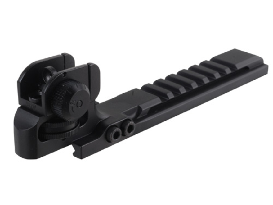 ProMag EoTech Mount AR-15 Flat Top with Integral A2 Adjustable Rear Sight Matte