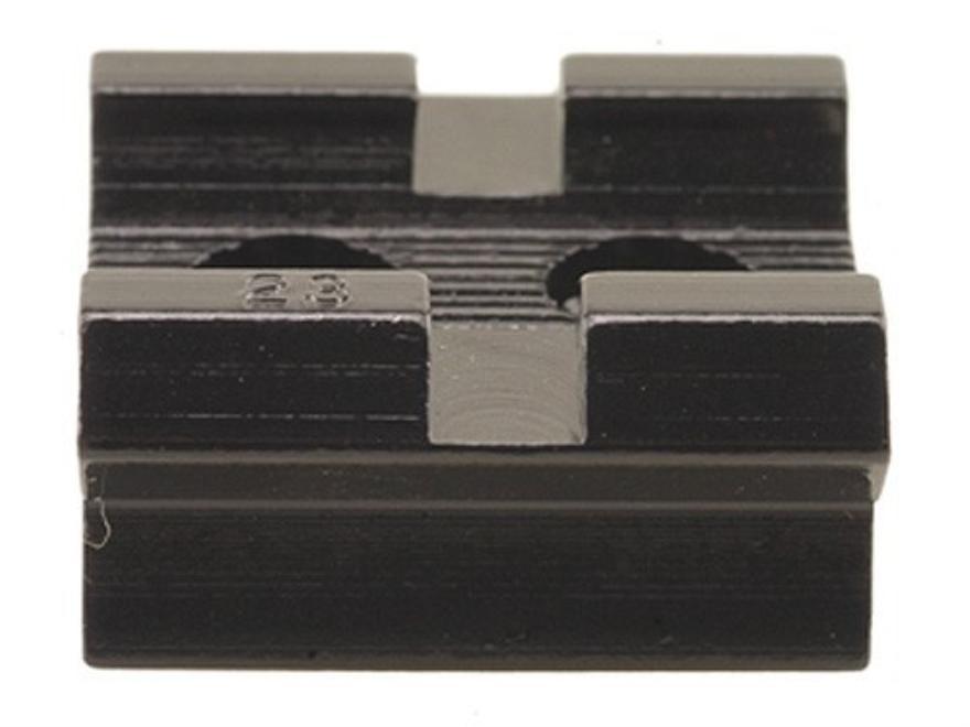 Weaver Top-Mount #23 Weaver-Style Rear Scope Base Remington 799, Interarms Mini Mark X,...