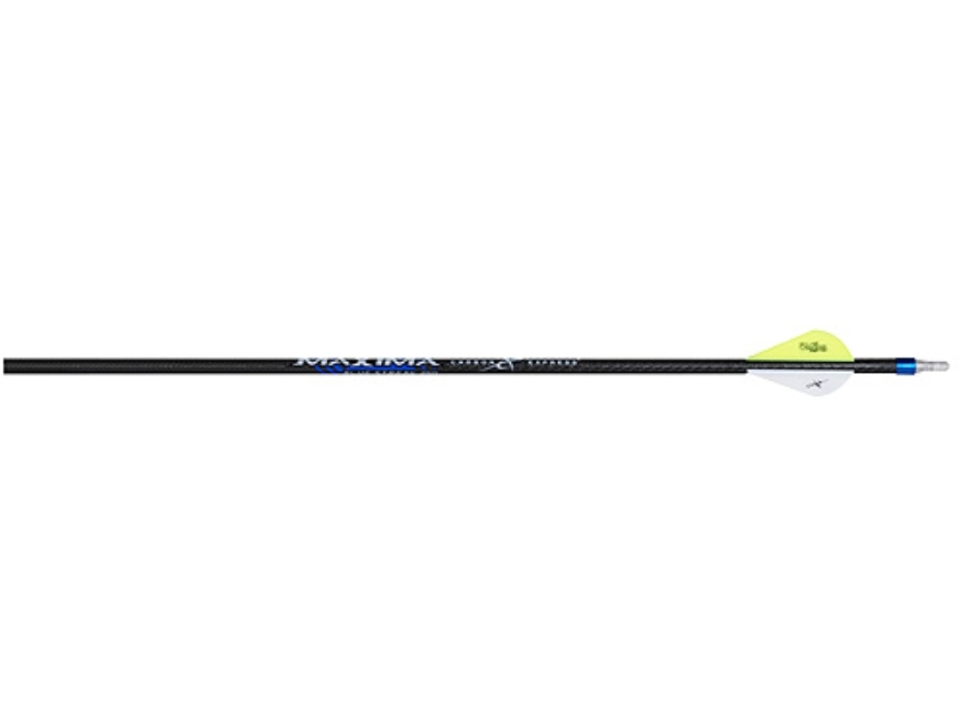 "Carbon Express Maxima Blue Streak 250 Carbon Arrow 2"" Blazer Vanes Pack of 6"