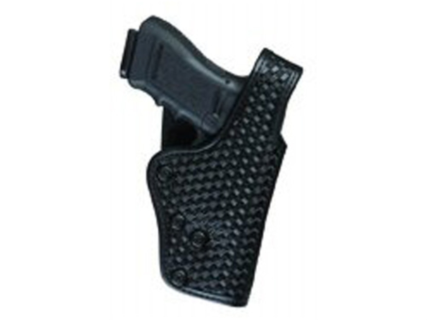 Tuff Products TUFF LOK 1 Duty Holster Black Basketweave Right Hand BERETTA 92/96