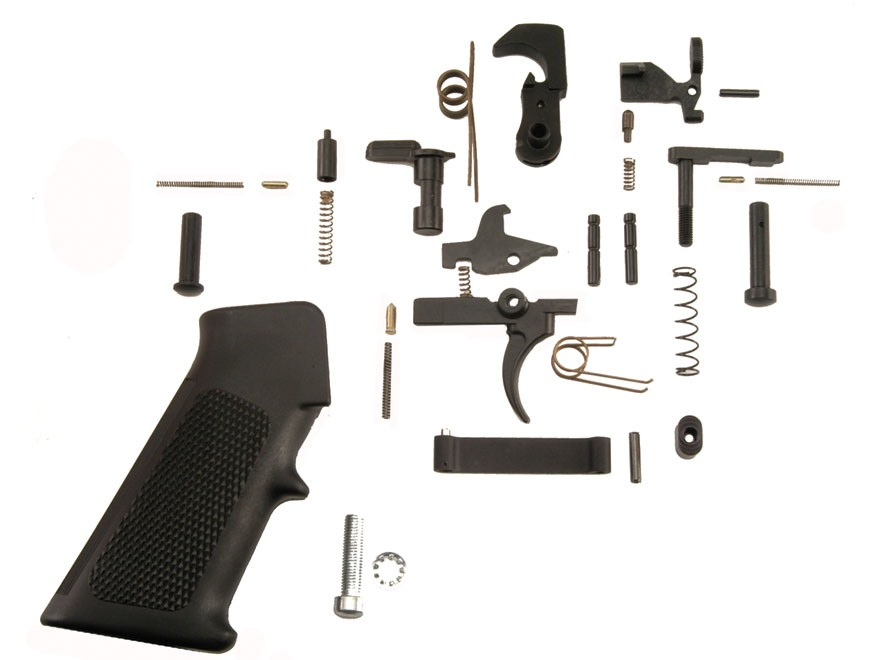 DoubleStar Lower Receiver Parts Kit AR-15