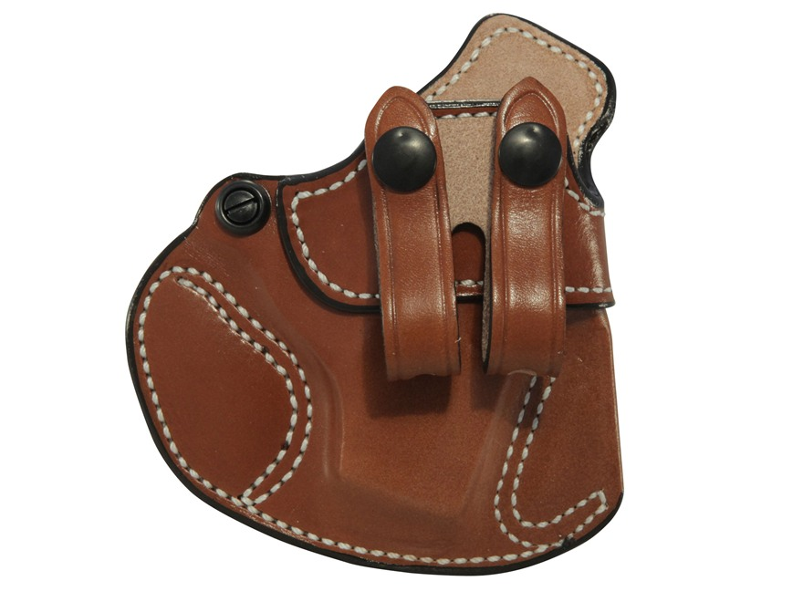 DeSantis Cozy Partner Inside the Waistband Holster Beretta Pico Leather