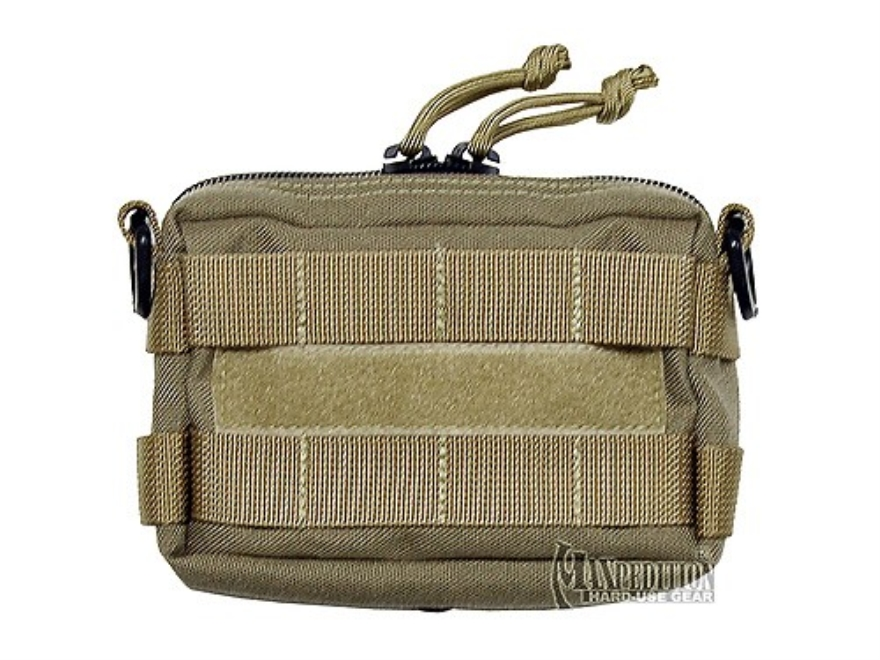 Maxpedition Small TacTile Accessory Pouch Nylon Khaki