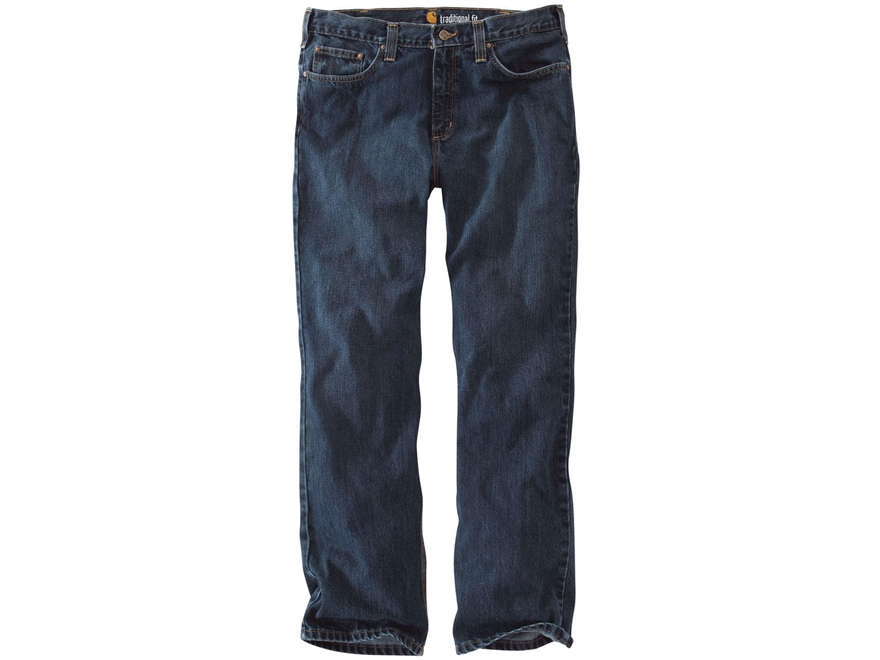 Carhartt Men's Traditional Fit Elton Jeans Cotton/Poly