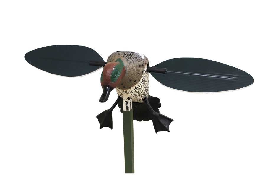 MOJO Teal Motion Duck Decoy Polymer
