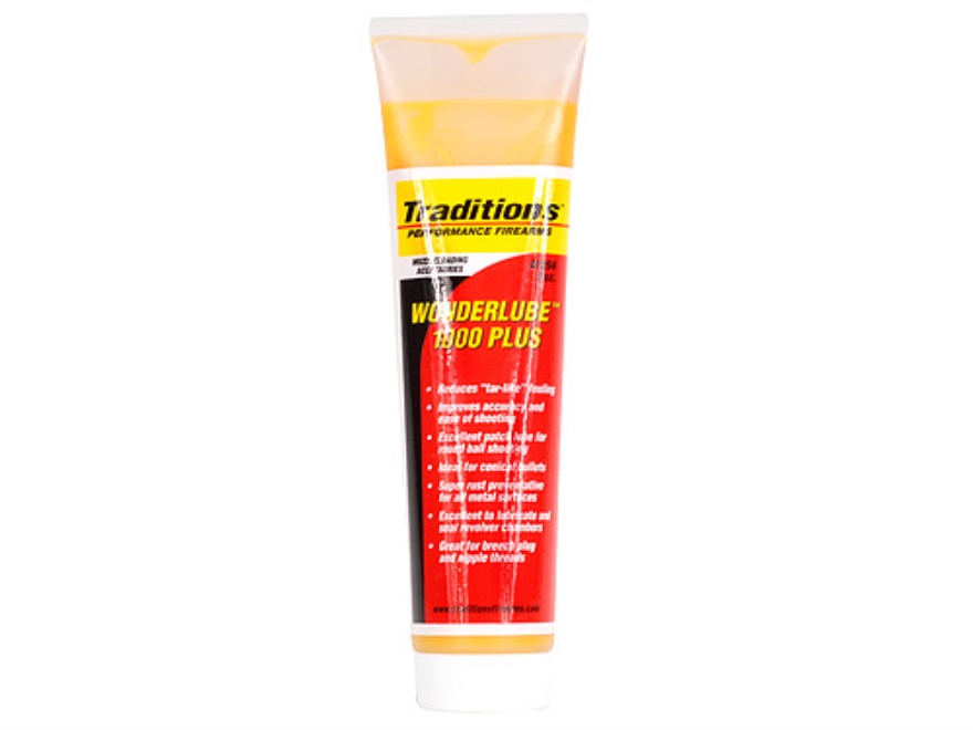 Traditions Wonderlube Black Powder Lube 5 oz