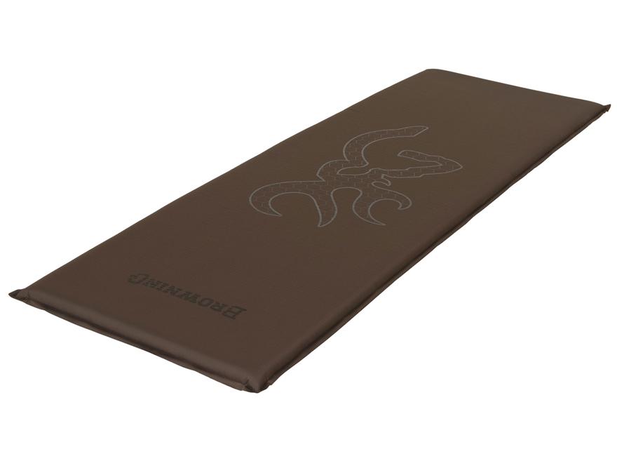 Browning Series Inflatable Sleeping Pad Polyester Brown