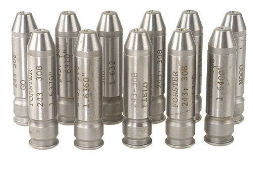 Forster Complete Match Headspace Gauge Set 30-06 Springfield