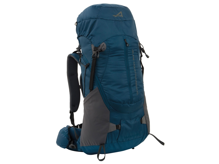 ALPS Mountaineering Wasatch 65 Backpack Polyester Deep Sea