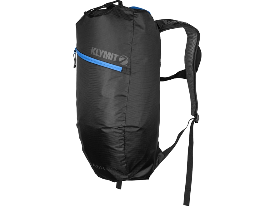 Klymit Stash 18 Backpack Nylon Black