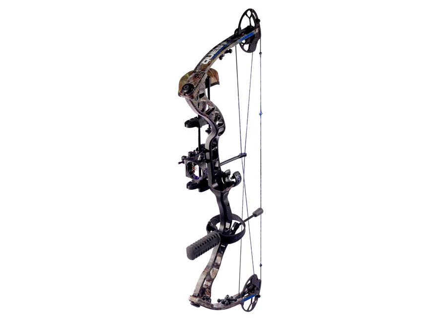 Quest Drive G-Fade Compound Bow Package