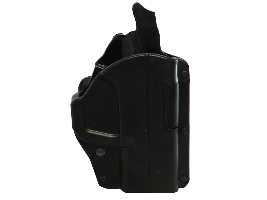 Galco M6X Matrix Belt Holster Right Hand S&W M&P Compact 9, 40 Polymer Black