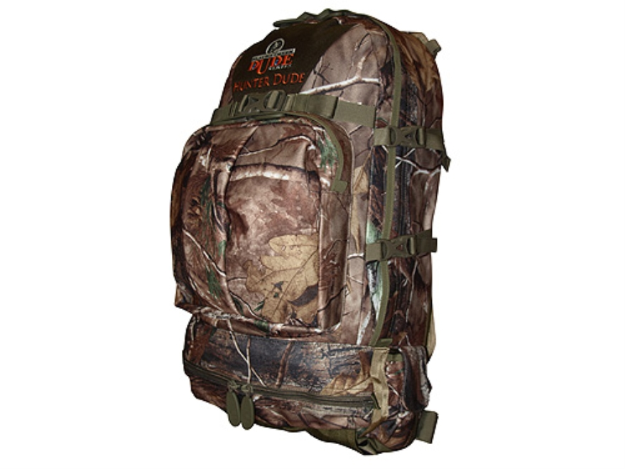 Blacks Creek Hunter Dude Backpack Polyester Realtree AP Camo