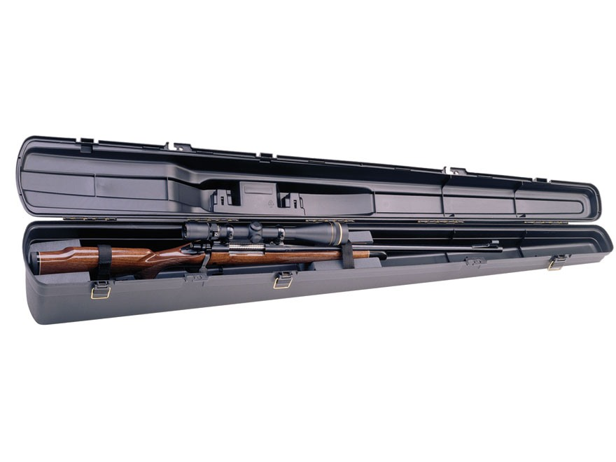 "Plano AirGlide Scoped Rifle / Shotgun Case 50"" Polymer Black"