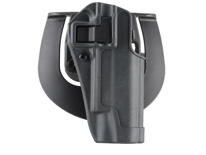 BLACKHAWK! Serpa Sportster Paddle Holster Glock 19, 23, 32, 36 Polymer Gun Metal Gray