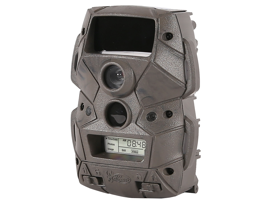 Wildgame Innovations Cloak 6 Lightsout Black Flash Infrared Game Camera 6 Megapixel Brown