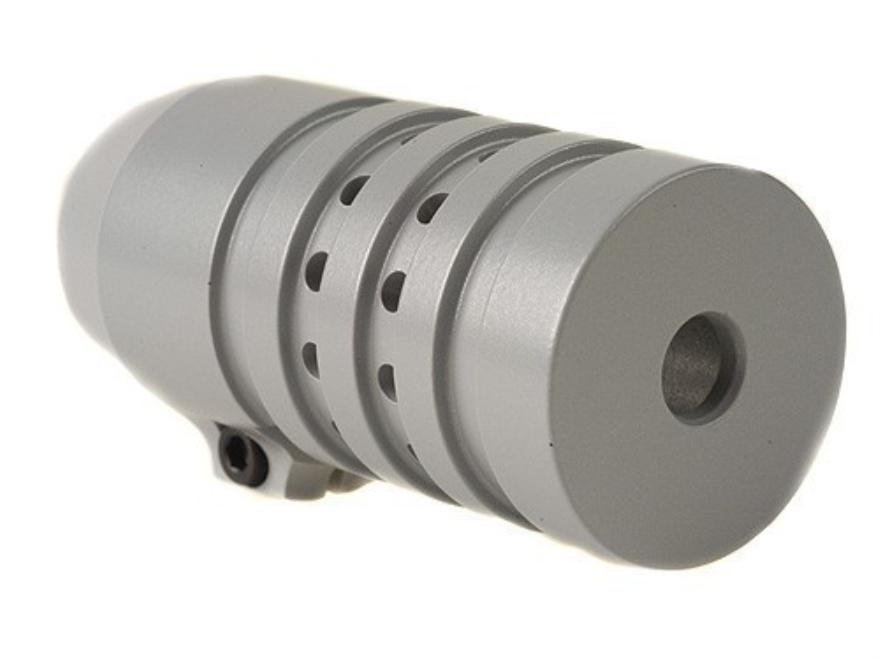 "Volquartsen Stabilization Module .920"" Diameter Barrel Ruger 10/22, 10/22 Magnum Silver"