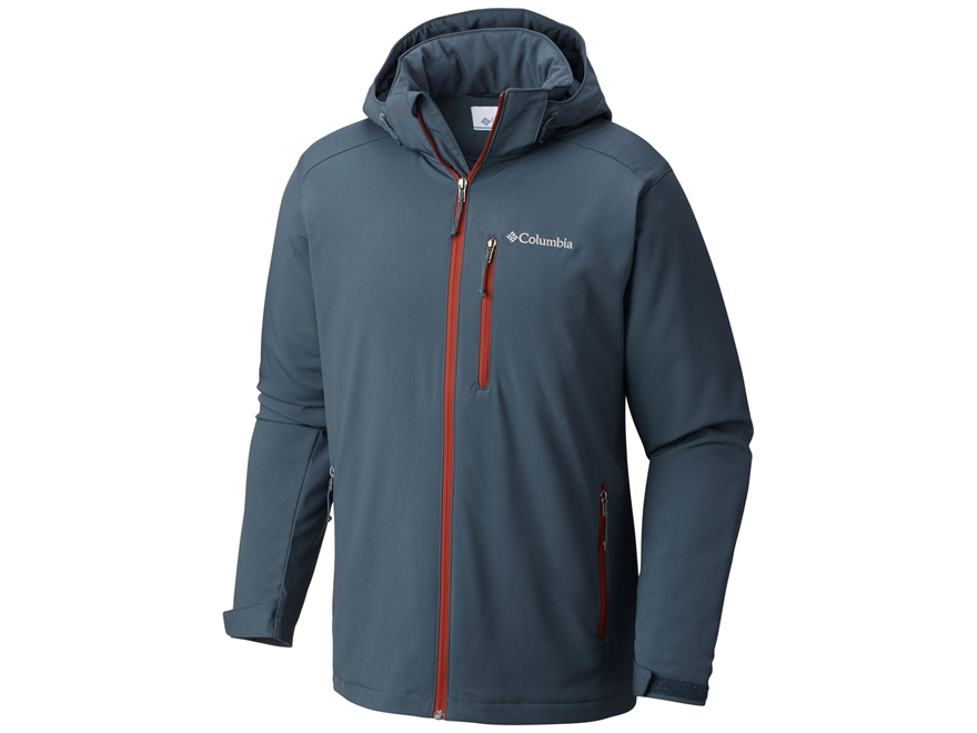 Columbia Men's Gate Racer Softshell Insulated Jacket Polyester