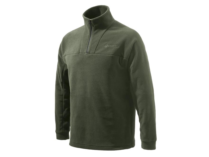 Beretta Men's Half Zip Fleece Jacket Polyester