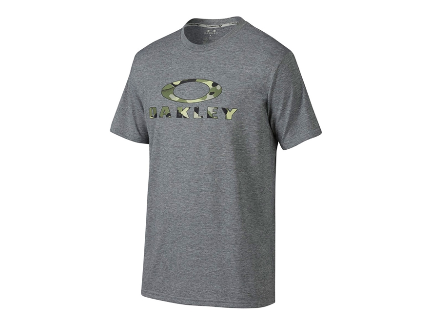 Oakley Men's O-Stealth Logo T-Shirt Short Sleeve O-Hydrolix