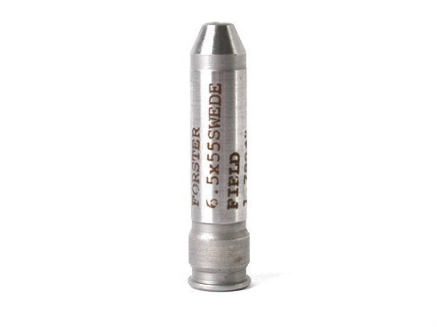 Forster Headspace Gauge Field Length 6.5x55mm Swedish Mauser