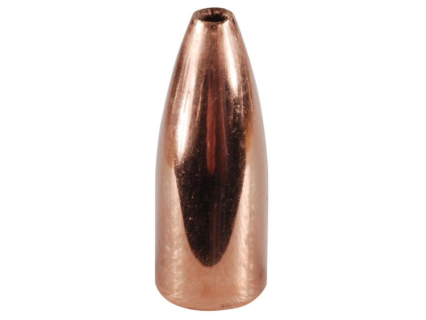 Nosler Varmageddon Bullets 243 Caliber, 6mm (243 Diameter) 55 Grain Hollow Point Flat Base